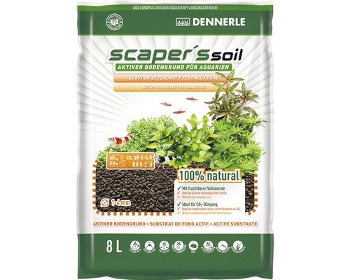 Akvarijní substrát Scaper´s soil 8 l