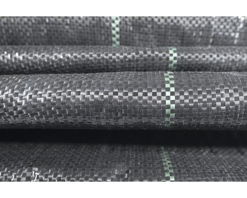 Podkladová tkanina 100g/m² FloraSelf 15 x 2 m, černá