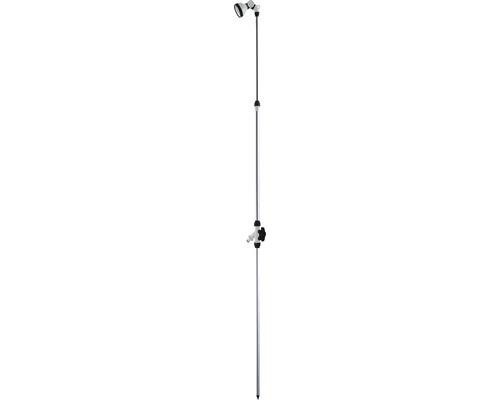 Zahradní sprcha for_q teleskopická 165–215 cm