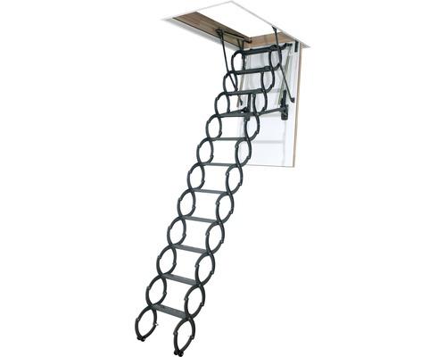 Půdní schody OST termo 120 x 60 cm, stahovací