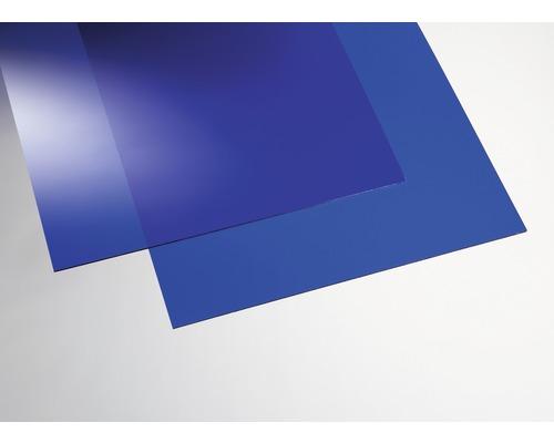 Plexisklo GUTTA akrylátové 500 x 250 x 3 mm hladké, modré