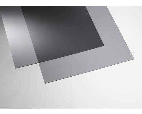 Plexisklo GUTTA akrylátové 1000 x 500 x 3 mm hladké, šedé