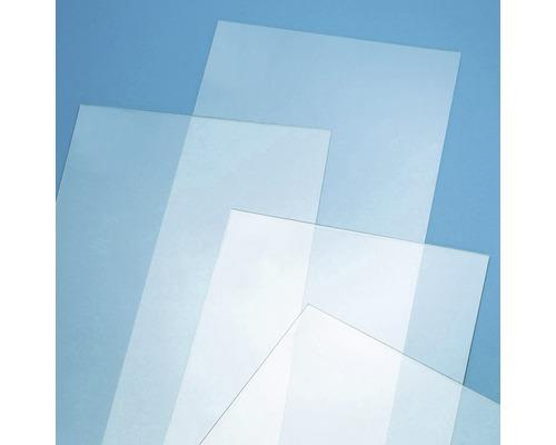 Plexisklo GUTTA Hobbyglas polystyrol 1250 x 500 x 2 mm hladké, čiré