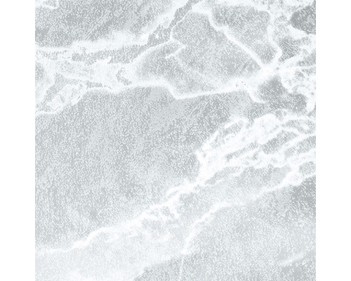 Plexisklo GUTTA polystyrol 1000 x 500 x 2,5 mm hladké, mramor bílý