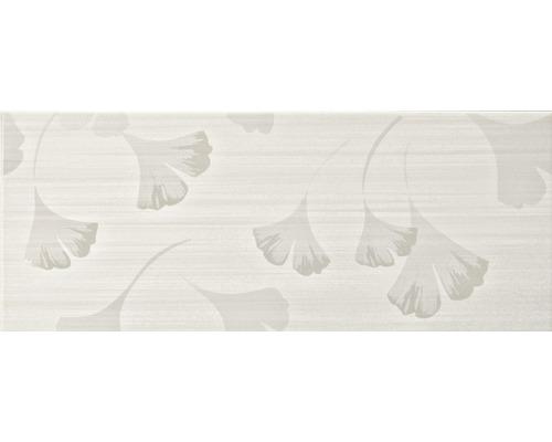 Dekor Lima Ginkgo Nougat Matt 20x50 cm