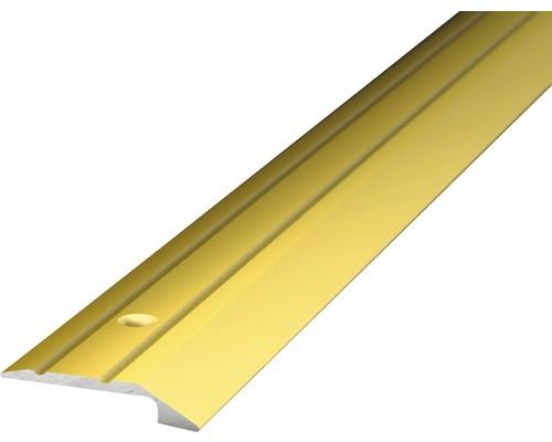 ALU ukončovací profil 30mm/ 1 m zlatý šroub