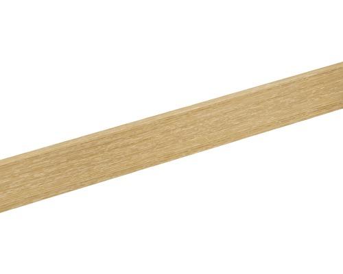 Soklová lišta dub vápněný 16,5x70x2570mm