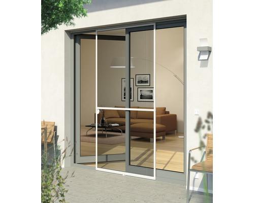 Ochrana proti hmyzu - dveře, posuvné Expert 120x240 cm, bílé