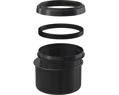 Odtoková redukce kompletní Ø90/110 mm