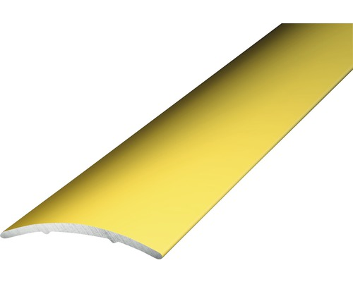 ALU přechodový profil 30x1000 mm zlatý
