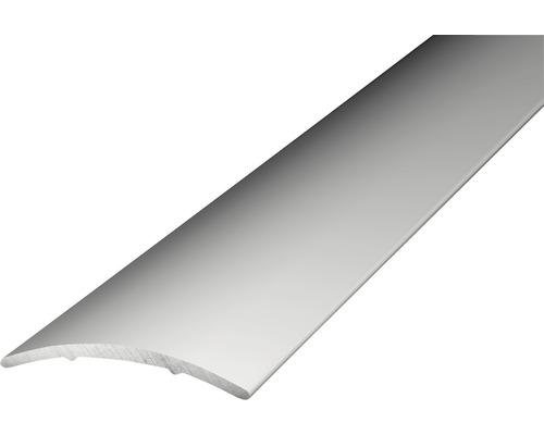 ALU přechodový profil 30x1000mm stříbro