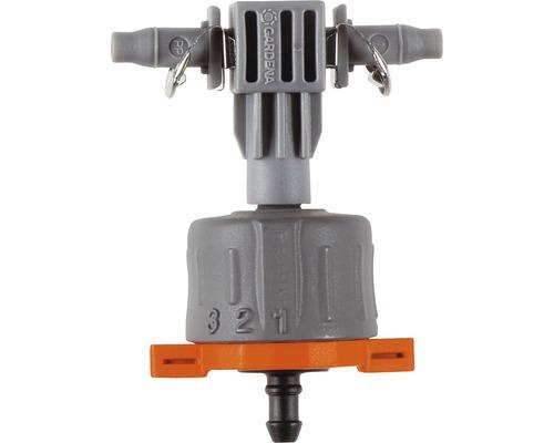 Regulovatelný řadový kapač Micro-Drip-System Gardena