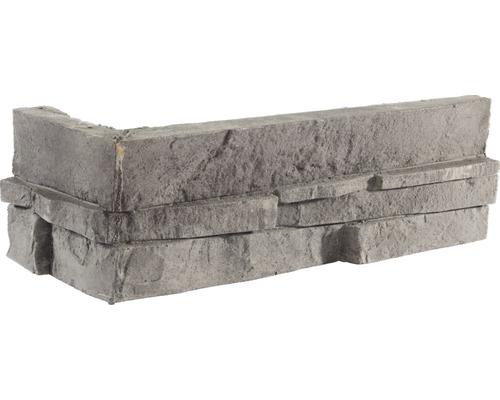 Obkladový pásek rohový Klimex Colorado antracit