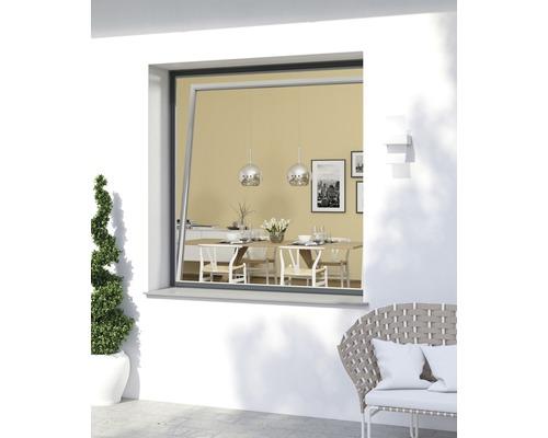 Ochrana proti hmyzu - okno Expert 40x150 cm antracit
