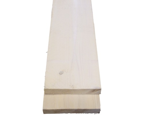 Prkno BUILDIFY vintage 30 x 195 x 2500 mm pro nábytek z trubek bílá