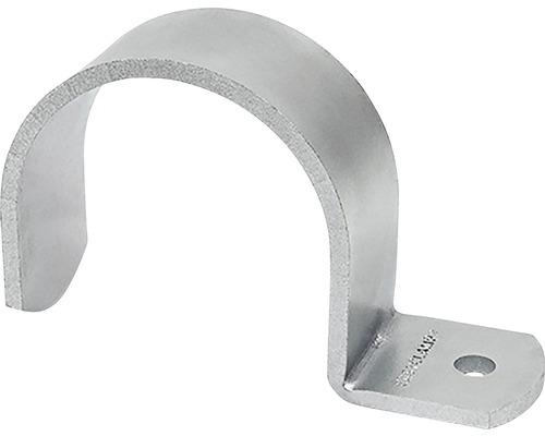Upevňovací prvek BUILDIFY ocelový pro nábytek z trubek Ø 33 mm