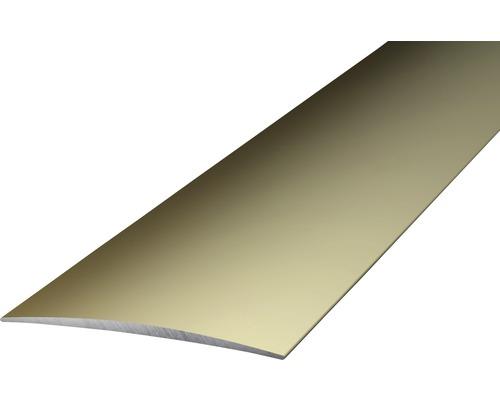 ALU přechodový profil 40x1000 mm, nerez matný