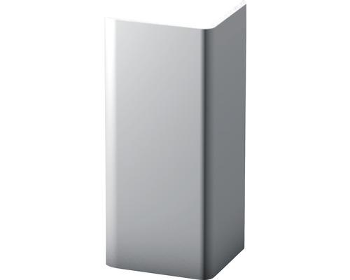 ALU ochranný rohový profil stříbrný 1,5m 20x20mm