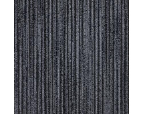 Kobercová dlaždice LINEATIONS 380 modrá