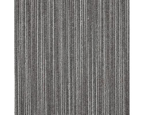 Kobercová dlaždice LINEATIONS 900 šedá