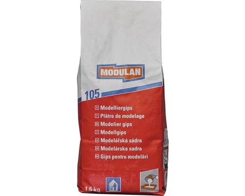 Modelářská sádra Modulan 105 1,5 kg