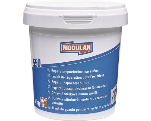 Opravná stěrka Modulan 550 1 kg vnější