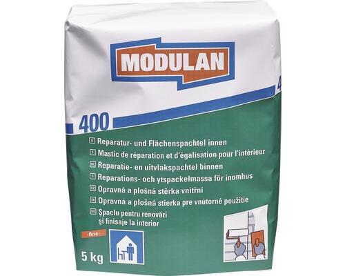 Opravná a plošná stěrka Modulan 400 5 kg vnitřní - jemná
