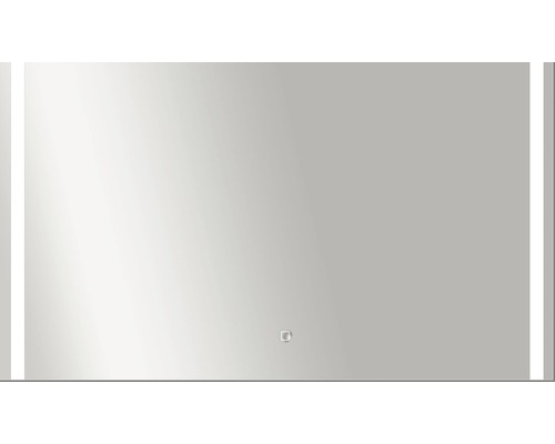 Zrcadlo LED SILVER BOULEVARD