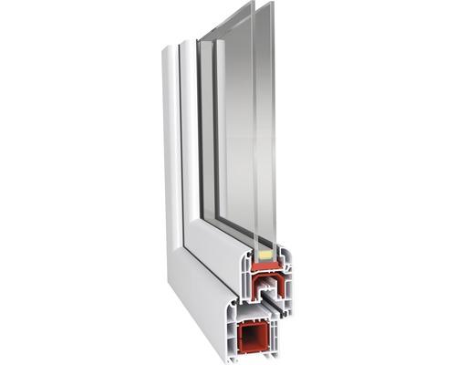 Plastové okno ARON 2.0 OS1 40 x 60 cm 4 komory levé bílé