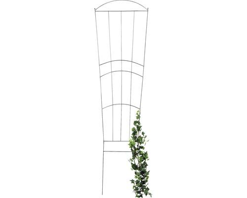 Mříž na popínavé rostliny Lina 46,5 x 170 cm černá