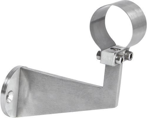 Nerezová konzola pro dřevené madlo zábradlí Pertura Ø 40 mm (40)