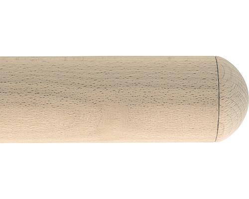 Buková koncovka pro madlo zábradlí Pertura Ø 52 mm 2 ks (99)