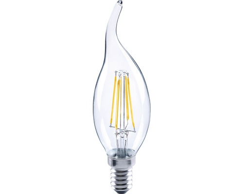 LED žárovka FLAIR 4W/E14 plamínek