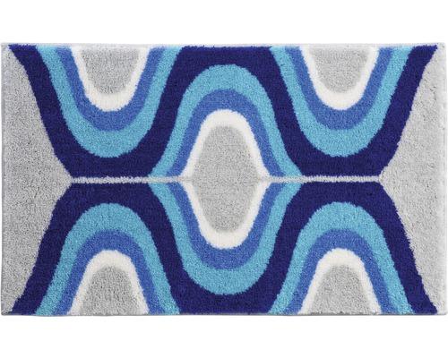 Koupelnová předložka KARIM 50x60 cm modrá