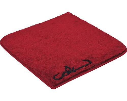 Koupelnová předložka Colani 60x60 cm červená