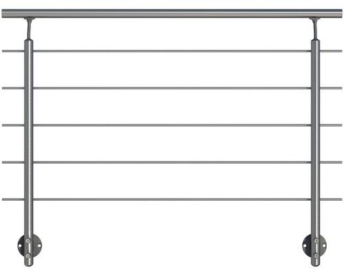 Hliníkový zábradlový set Pertura pro postranní montáž (18)