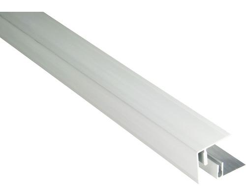 Ukončovací lišta Konsta boční 2500 x 45 x 41 mm, hliník