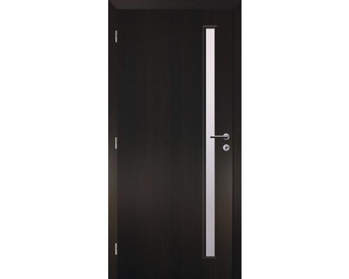 Interiérové dveře Solodoor Zenit 20 plné 60 L fólie wenge
