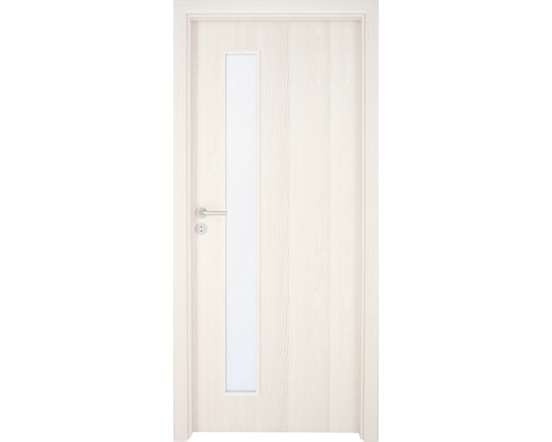 Interiérové dveře Sierra prosklené 80 L jasan