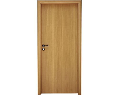 Interiérové dveře Single 1 plné 80 P dub