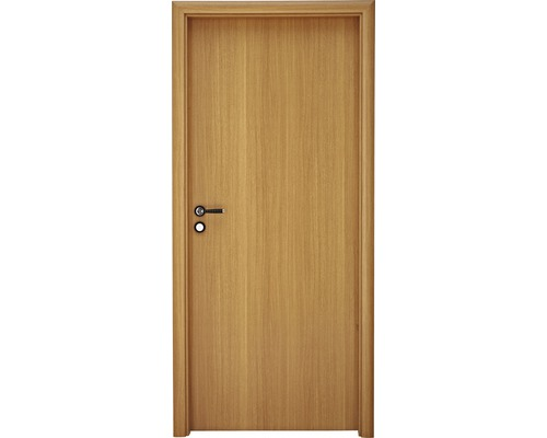 Interiérové dveře Single 1 plné 80 L dub