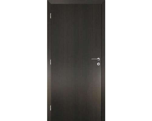 Interiérové dveře Solodoor plné 60 L fólie wenge
