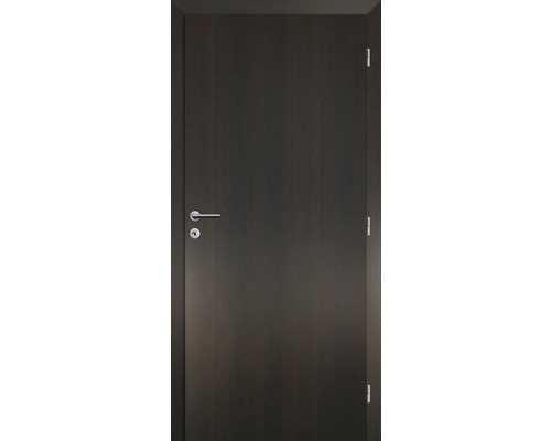 Interiérové dveře Solodoor plné 70 P fólie wenge