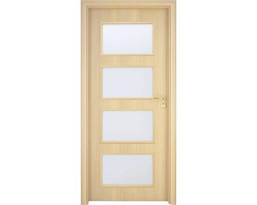 Interiérové dveře Colorado 5 prosklené 80 P dub
