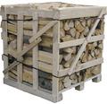 Palivové dřevo v bedně 1 m³ čerstvé