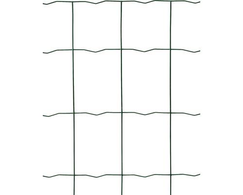 Svařované pletivo PILECKÝ Pilonet Light Plus Zn + PVC 100 cm x 25 m zelené