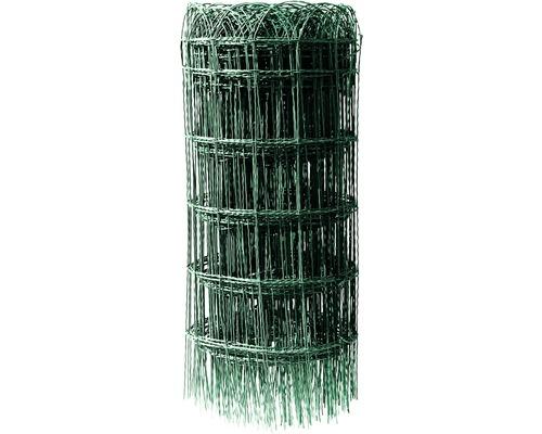 Plotové pletivo PILECKÝ Dekoran Zn + PVC 40 cm x 25 m zelené