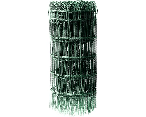 Plotové pletivo PILECKÝ Dekoran Zn + PVC 25 cm x 25 m zelené
