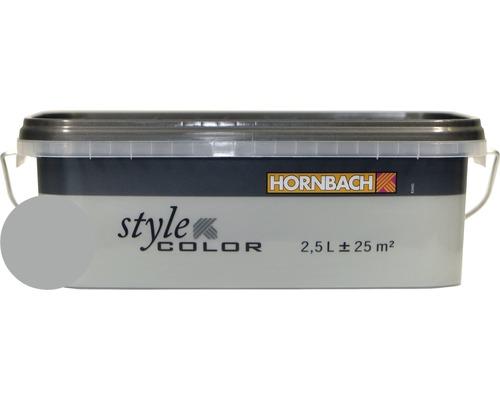 Hornbach Interiérová barva StyleColor 2,5 l steel SF583