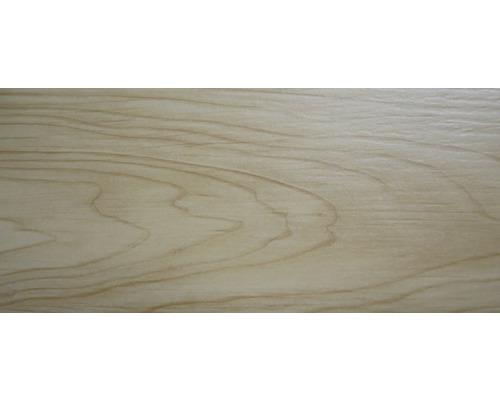 Podlahová lišta MDF 22 x 40 x 2600 mm javor žlutý